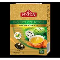 Hyson Green Soursop Хайсон Соусеп  100г. (Шри-Ланка)