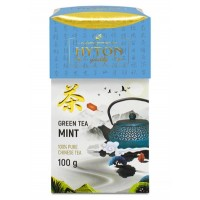 Hyton (Хайтон) Мята 100г.  зелёный чай с мятой (Китай)