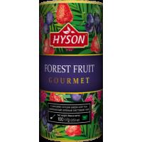 Hyson (Хайсон) Лесные Ягоды 100г. зелёный с добавками (Шри-Ланка)