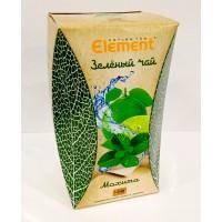 Element (Элемент) Мохито 100г. зелёный чай с натур.добавками (Шри-Ланка)