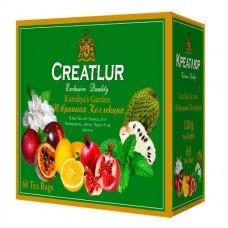 Creatlur Ассорти 6 в 1 60 пак. (Шри Ланка)