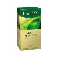 Greenfield Green Melissa 25 пак. (Россия)