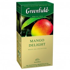 Greenfield Mango Delight 25 пак. (Россия)