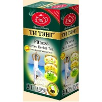Tea Tang Fitness Green Herbal 20 пак. (Шри-Ланка)