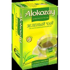 Alokozay Зелёный чай 25пак. по 2г. (ОАЭ)