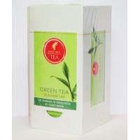 Julius Meinl Зелёный чай 25 пак. в метал. сашетах (Австрия Россия)