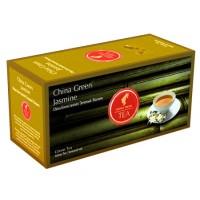 Julius Meinl China Green Jasmine Китайский зелёный с Жасмином 25пак. по 1.75г. (Австрия)