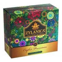 Zylanica Ceylon Premium Collection Зеланика зеленый 100 пак.по 2г. (Шри-Ланка)
