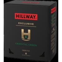 Hillway Хилвей Восточный Зелёный 100пак.по 2г. в метал. сашетах (Китай  Россия)
