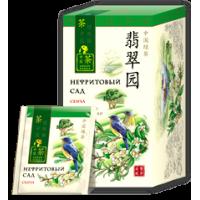 GreenPanda (Зелёная Панда) Сенча 25пак. по 2г.  зелёный (Китай, Россия)