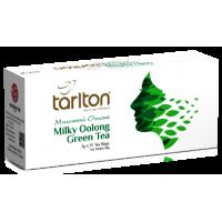 Tarlton (Тарлтон) Молочный Оолонг зелёный чай 25пак. по 2г. (Шри-Ланка)