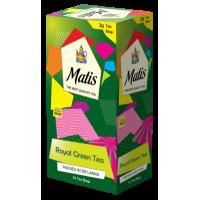 Matis (Матис) Королевский 25пак. по 2г. зелёный (Шри-Ланка)