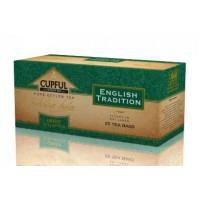 Cupful (Капфул) Зелёный 25пак. по 2г. цейлонский пакетированный  (Шри Ланка)