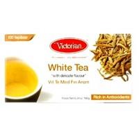 Victorian (Викториа) Белый чай 100пак. по 1.5г. зелёный китайский чай (Шри-Ланка)