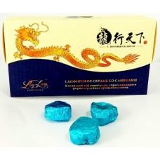 Ling Long бирюзовый улун Сапфировое сердце со сливками 100г. (Китай)