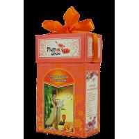 Plum Snow (Плам Сноу) Улун с персиком и клубникой 100г. (Китай)