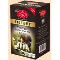 Tea Tang Midnight  для полуночников 200г. (Шри Ланка)