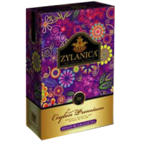 ZYLANICA Ceylon Premium Collection PEKOE 200 г. (Шри-Ланка)