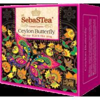 SebaSTea Цейлонская бабочка РЕКОE 100г. (Шри-Ланка)