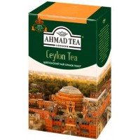 Ahmad Tea Ceylon Tea OP 200г. крупный лист (Россия)
