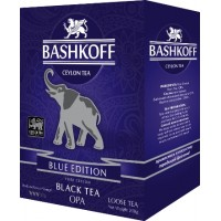Bashkoff Башкофф Синяя Серия ОПА 200г.  крупный лист (Шри-Ланка)