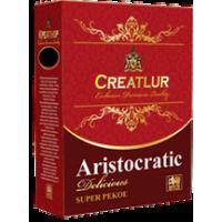 Creatlur (Креатлюр) Аристократик Делишес Супер Пекое 250г. чёрный крупнолистовой (Шри Ланка)
