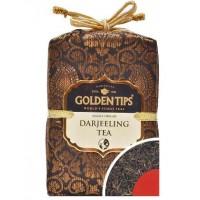 Golden Tips (Голден Типс) Дарджилинг Королевский парчовый мешок 100г. чёрный чай (Индия)