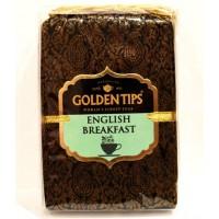 Golden Tips Голден Типс Английский завтрак Королевский парчовый мешок 100г. чёрный чай (Индия)