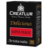 Creatlur (Креатлюр) Аристократик Делишес Супер Пекое 200г. чёрный крупнолистовой (Шри Ланка)