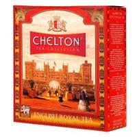 Chelton (Челтон) Благородный дом 500г. крупнолистовой чёрный сорта ОПА Премиум (Шри-Ланка)