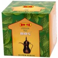 Bostea (Бости) Супер пекое 500г. чёрный крупнолистовой (Шри Ланка)