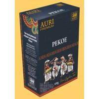 Auri (Аури) Пекое 100г. крупнолистовой сорта пекое. чёрная пачка (Шри-Ланка)