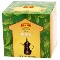 Bostea (Бости) Супер пекое 1000г. чёрный крупнолистовой (Шри Ланка)