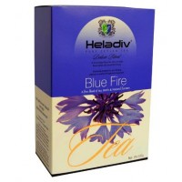 Heladiv Blue Fire Хеладив Голубой Огонь 100г. чёрный с натур.добавками (Шри-Ланка)
