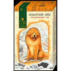 GreenPanda Зелёная панда Гуй Хуа Хун Ча Золотой пёс 100г. (Китай Россия)