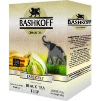 Bashkoff Башкофф Бергамот 200г. с маслом бергамота (Шри-Ланка)