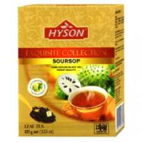 Hyson Black Soursop Хайсон Соусеп 100г. чёрный чай (Шри-Ланка)