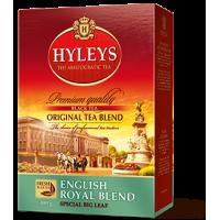 Hyleys Хейлис Английский Королевский Купаж 100г. чёрный с апельсином, бергамотом и лимоном (Шри Ланка)