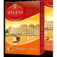 Hyleys Хейлис Плод Страсти 100г. чёрный с маракуйей (Россия)