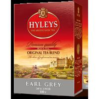 Hyleys Хейлис Эрл Грей 100г. чёрный с бергамотом (Россия)