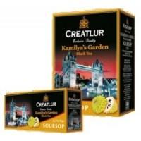 Creatlur (Креатлюр) Соусеп чёрный с кусочками соусепа  100г. (Шри-Ланка)