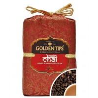 Golden Tips Голден Типс Масала Королевский парчовый мешок 100г. чёрный чай со специями (Индия)