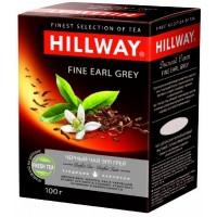 Hillway (Хилвей) Эрл Грей  Бергамот 100г. чёрный чай с бергамотом (Шри-Ланка)