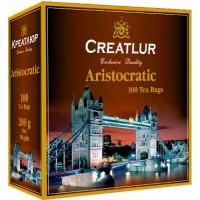 Creatlur (Креатлюр) Аристократический  100 пак. по 2г. чёрный пакетированный (Шри Ланка)