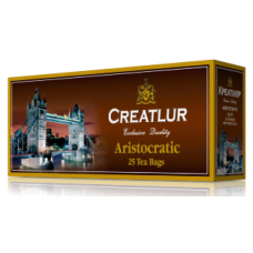 Creatlur Aristocratic tea  25 пак. (Шри Ланка)