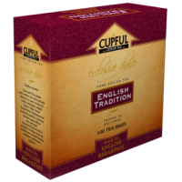 Cupful English Breakfast 100пак. (Шри-Ланка)