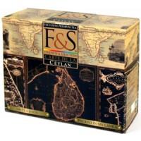 F&S Carte de la Ceylan ФС Карта Цейлона 100 пак. (Шри Ланка)
