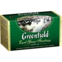 Greenfield Earl Grey Fantasy Бергамот 25 пак. (Россия)