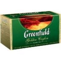 Greenfield Godlen Ceylon 25 пак. (Россия)