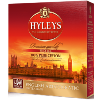 Hyleys English Aristocratic tea 100 пак. (Шри Ланка)